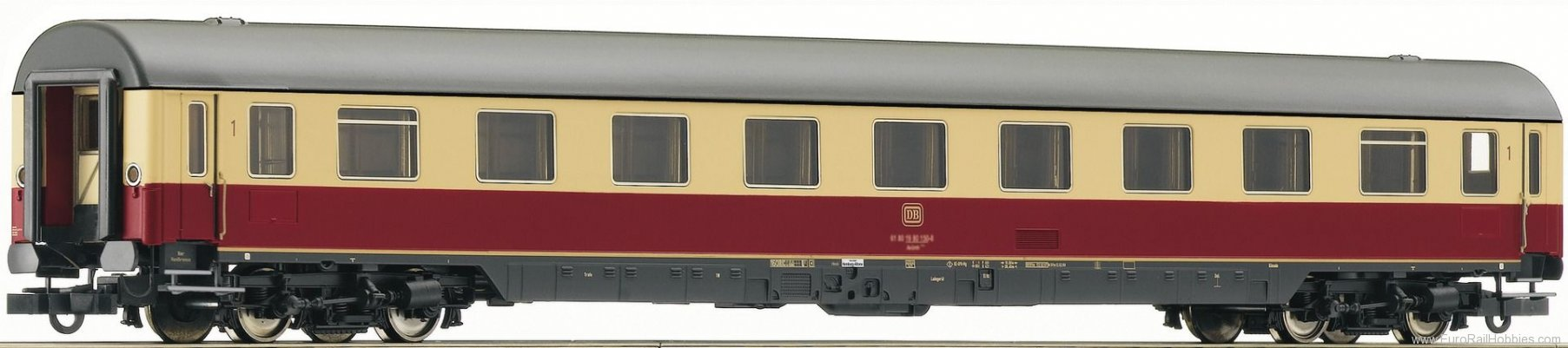 Roco 64511 DB InterCity Compartment Coach 688 Avmz