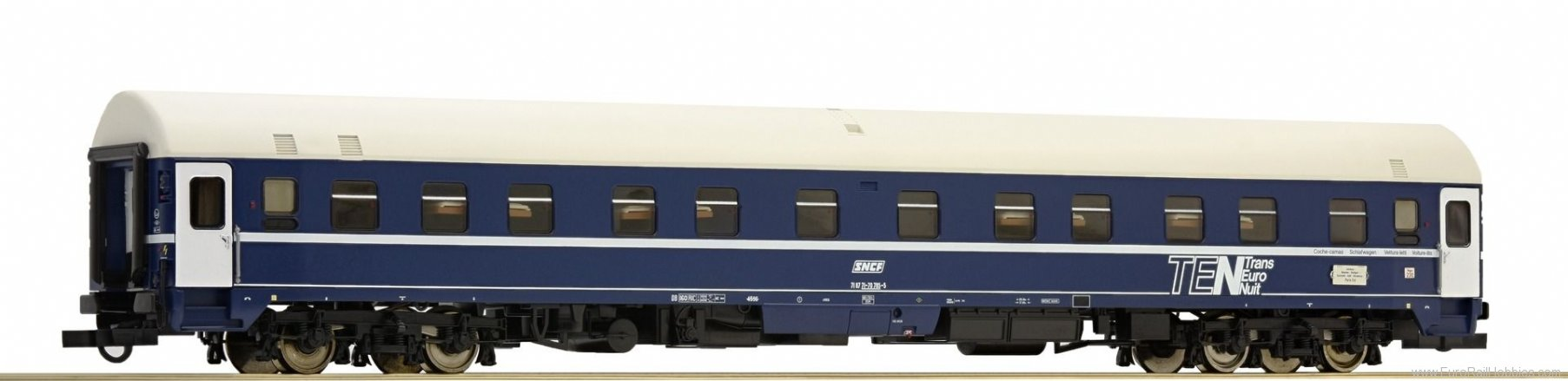 Roco 64519 Sleeper, SNCF