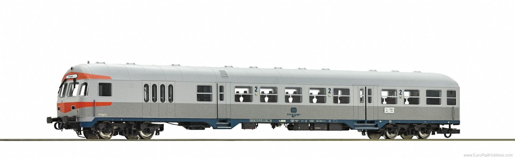 Roco 64663 Commuter car with control cab, DB