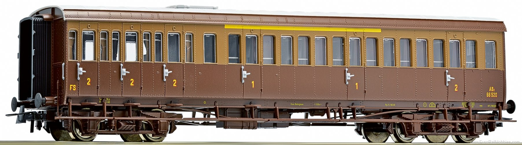Roco 64978 1st/2nd class passenger carriage, FS