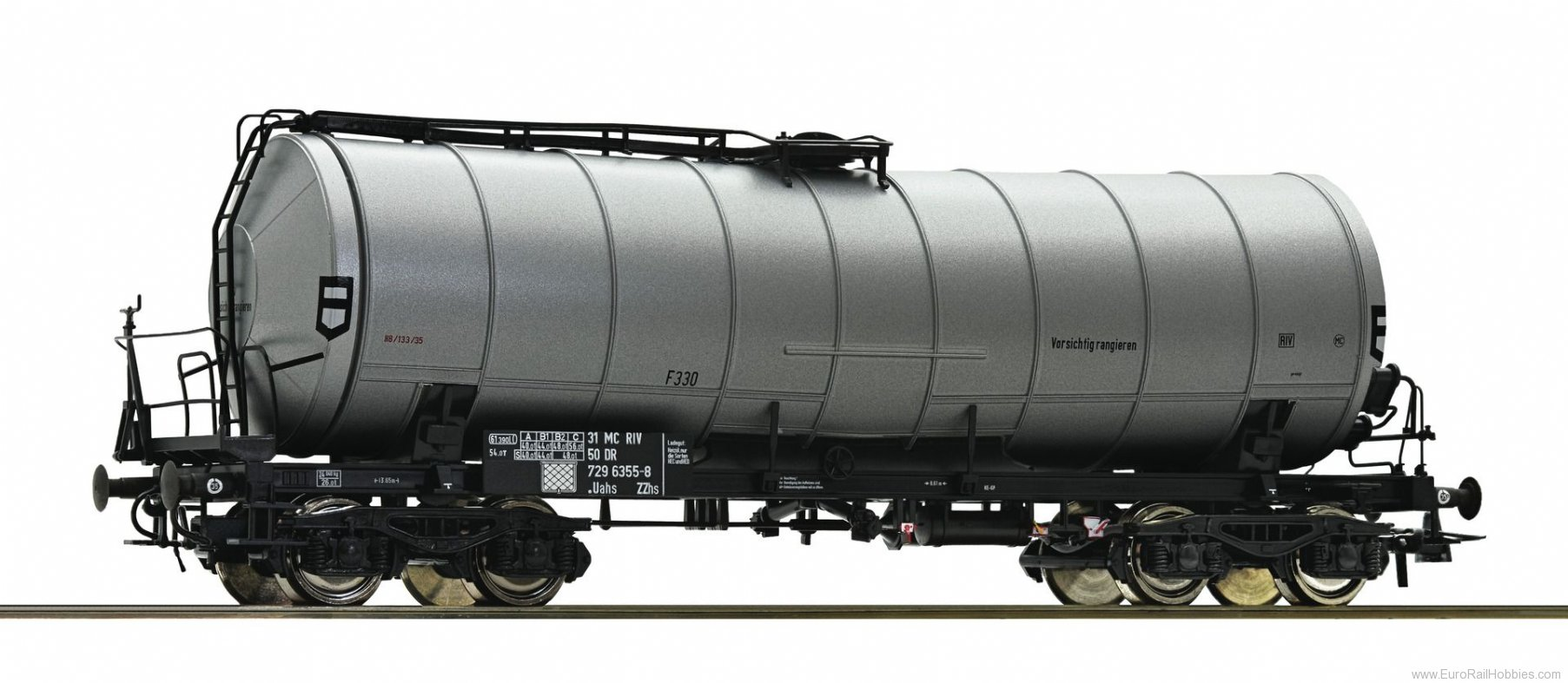 Roco 67310 4-axle slurry wagon type Zaes, DR