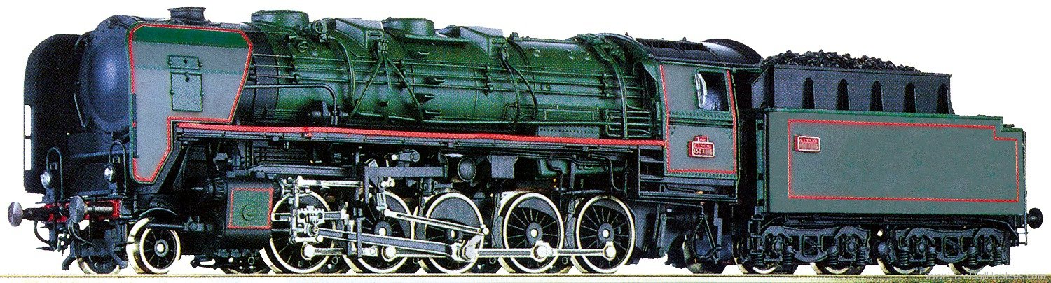 Roco 68149 Steam Locomotive 150X, SNCF (AC Digital Sound