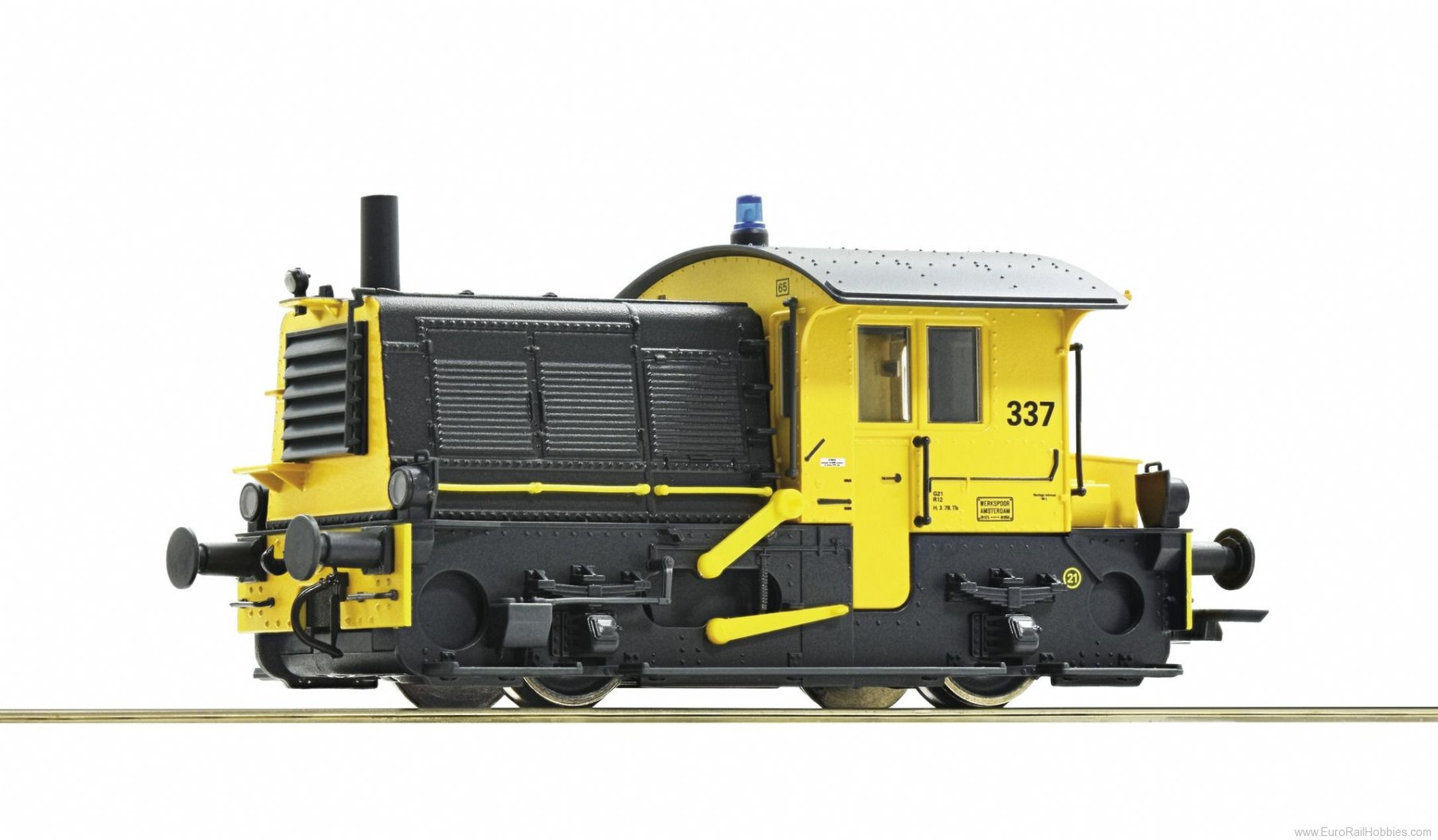 Roco 72012 Diesel locomotive Sik, NS (DCC w/Sound)
