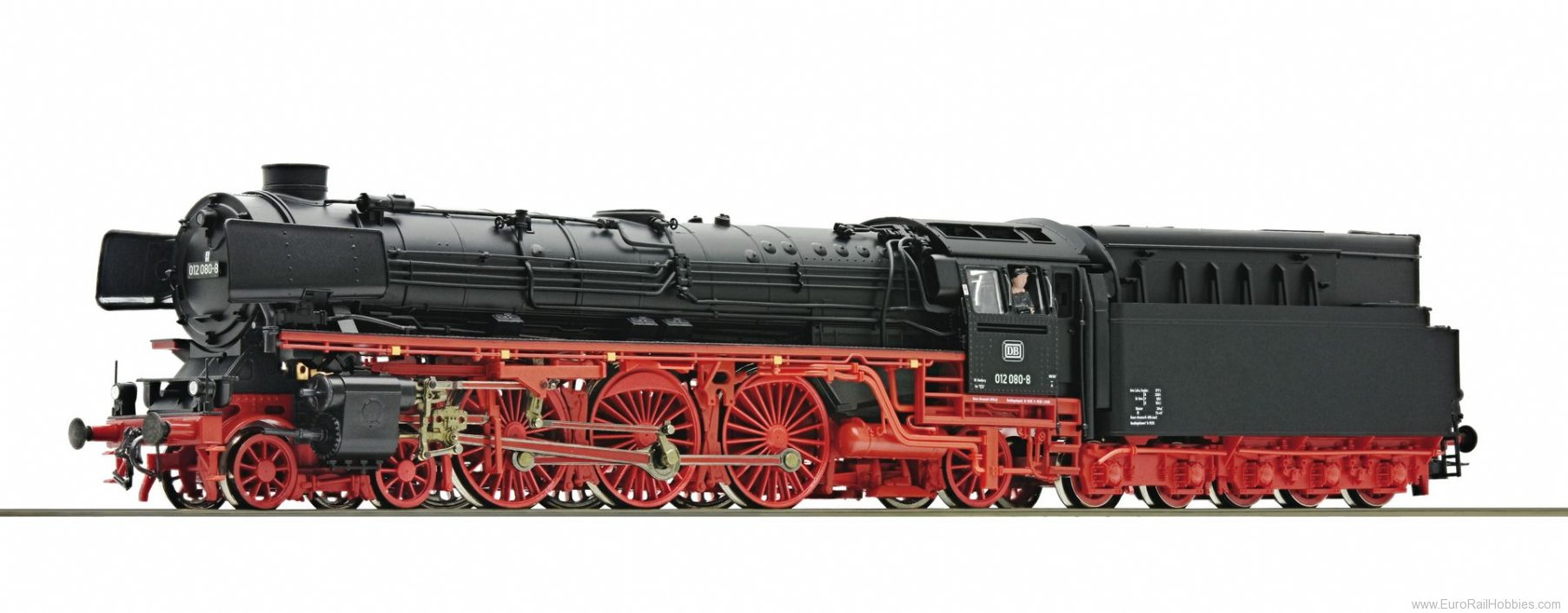 Roco 72136 DB 012 080 Steam Locomotive