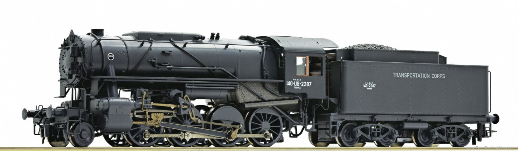 Roco 72162 Steam locomotive 140-V, SNCF