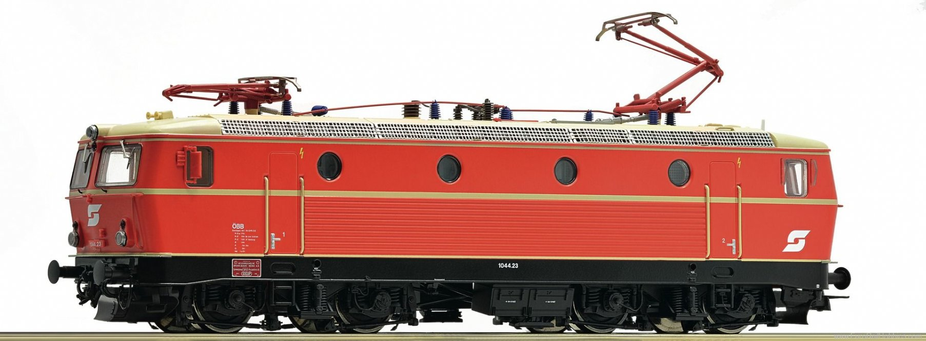 Roco 72434 OBB Rh1044.23 Electric Locomotive (Roco e-sho