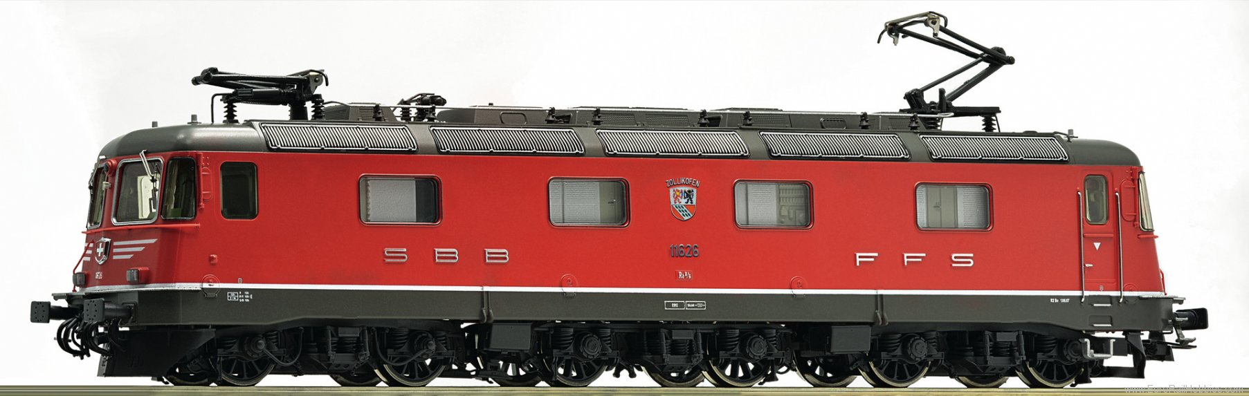 Roco 72601 Electric locomotive Re6/6 11626, SBB (Digital