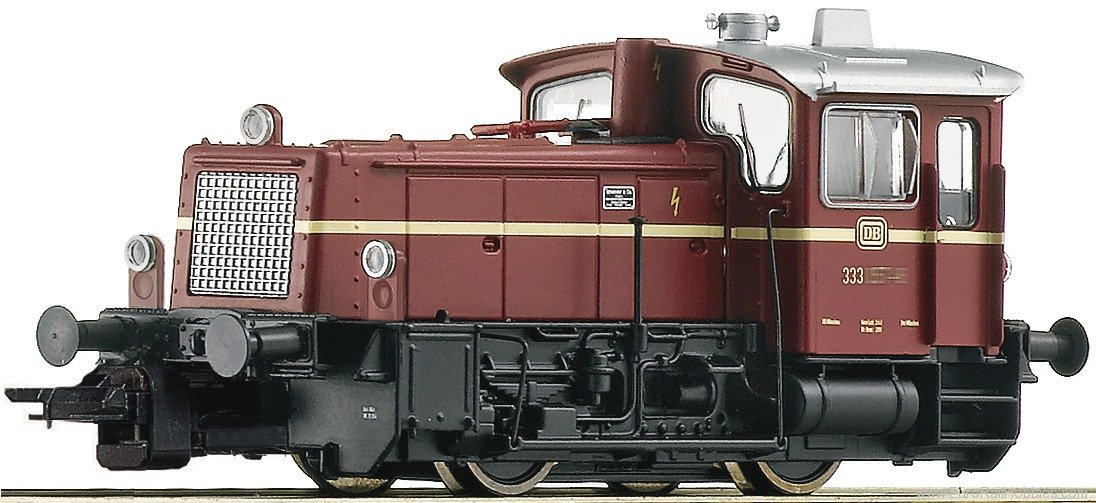Roco 72727 Diesel locomotive series 333, DB (Digital)