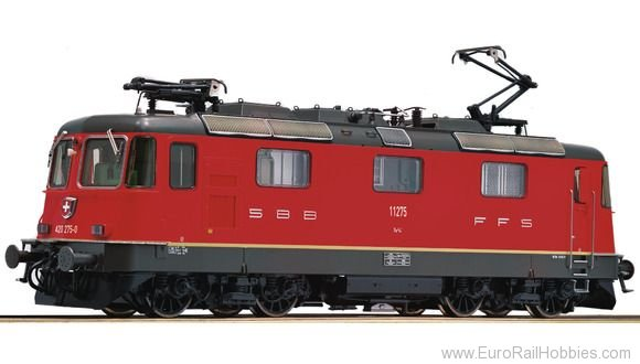 Roco 73251 SBB Electric locomotive 420 275, (DCC w/Sound