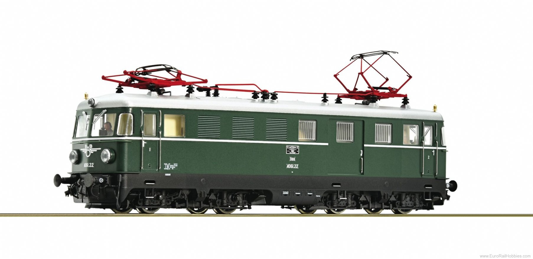 Roco 73307 Electric Locomotive Br4061.22 of the OBB (Dig
