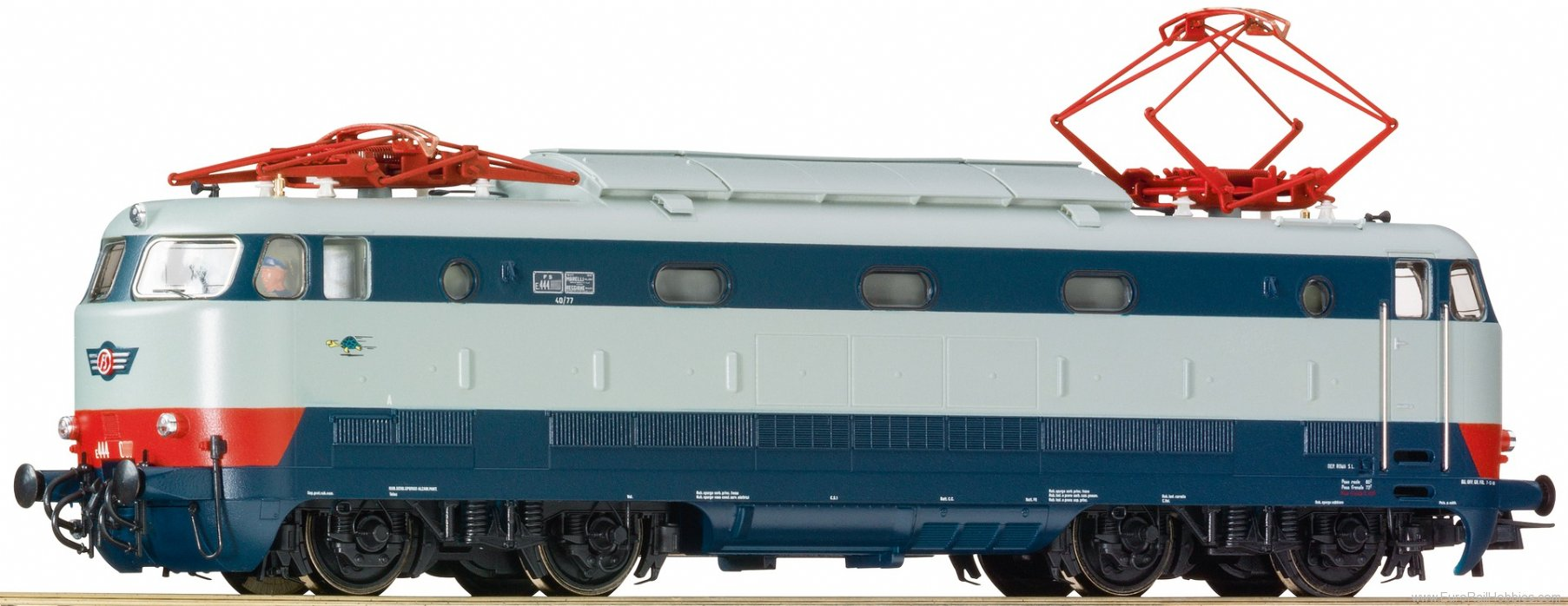 Roco 73346 Electric locomotive E.444, FS