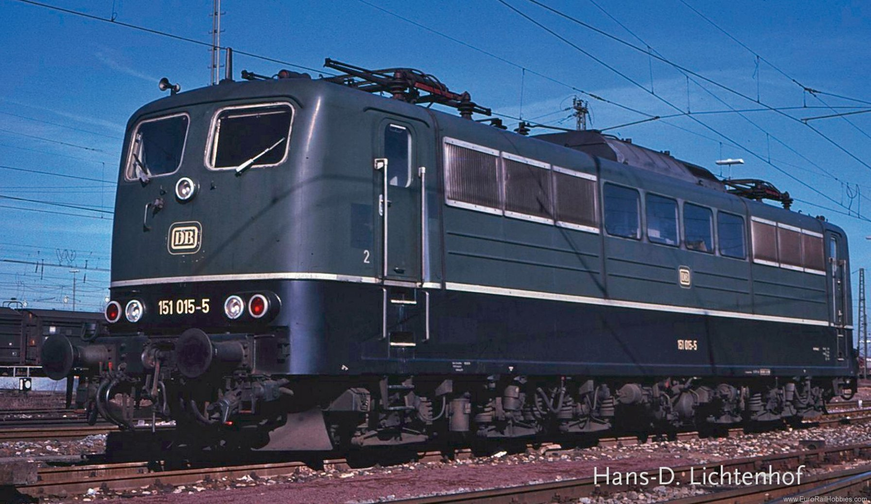 Roco 73400 Electric locomotive BR 151, DB AG