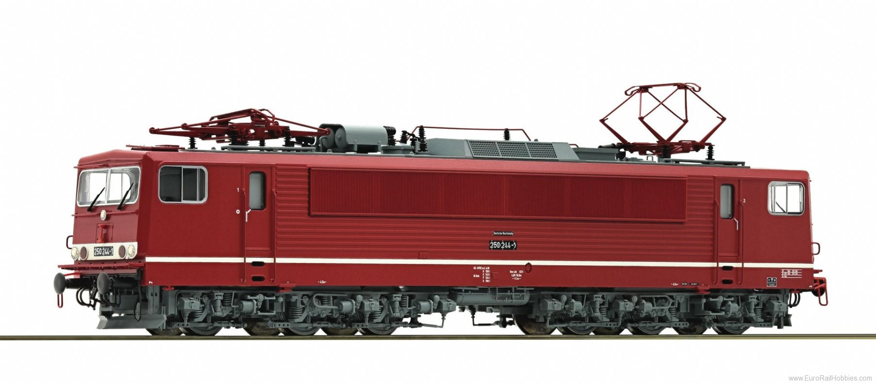 Roco 73616 DR 250 244 Electric Locomotive