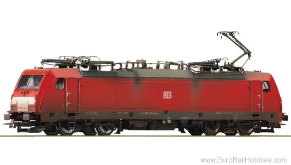 Roco 73678 Electric Locomotive Br 186 of the DB-AG