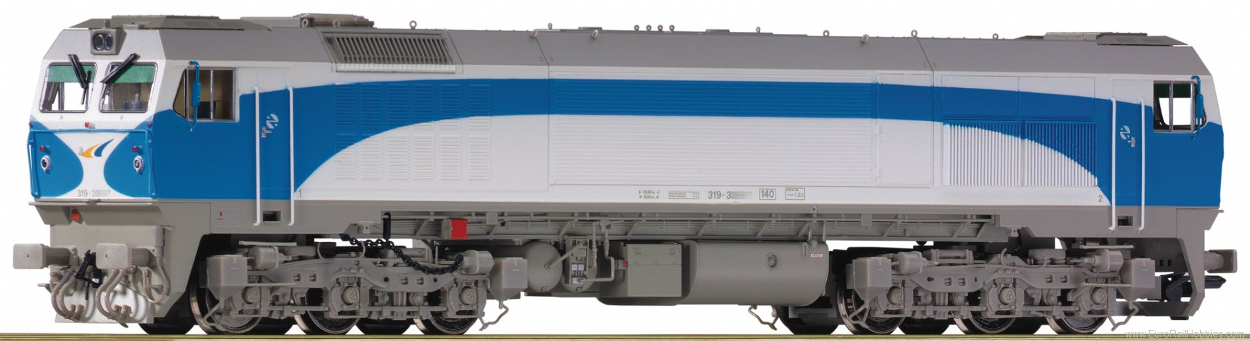 Roco 73692 Diesel locomotive series 319, RENFE