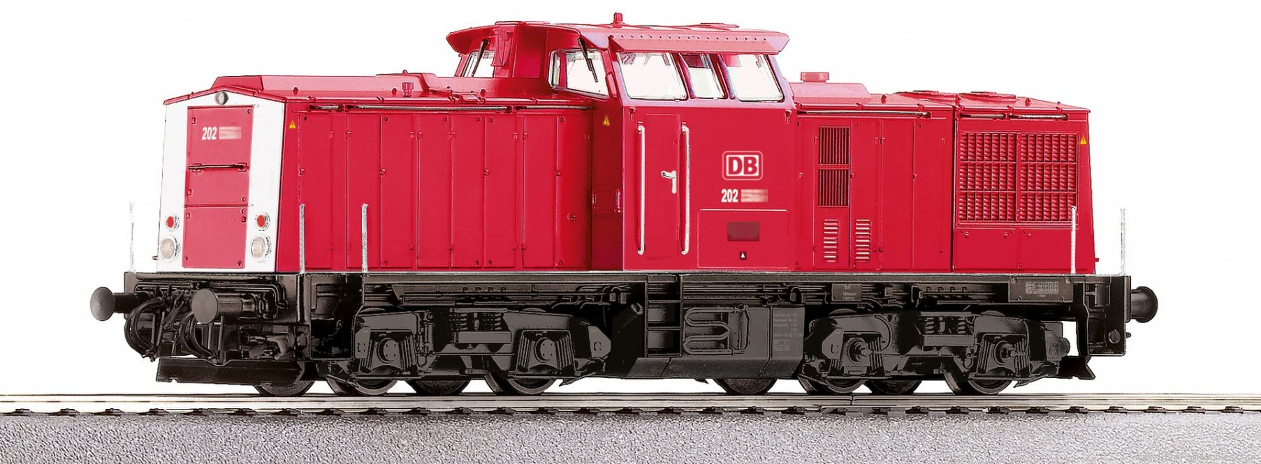 Roco 73756 Diesel locomotive class 202, DB AG (Digital S