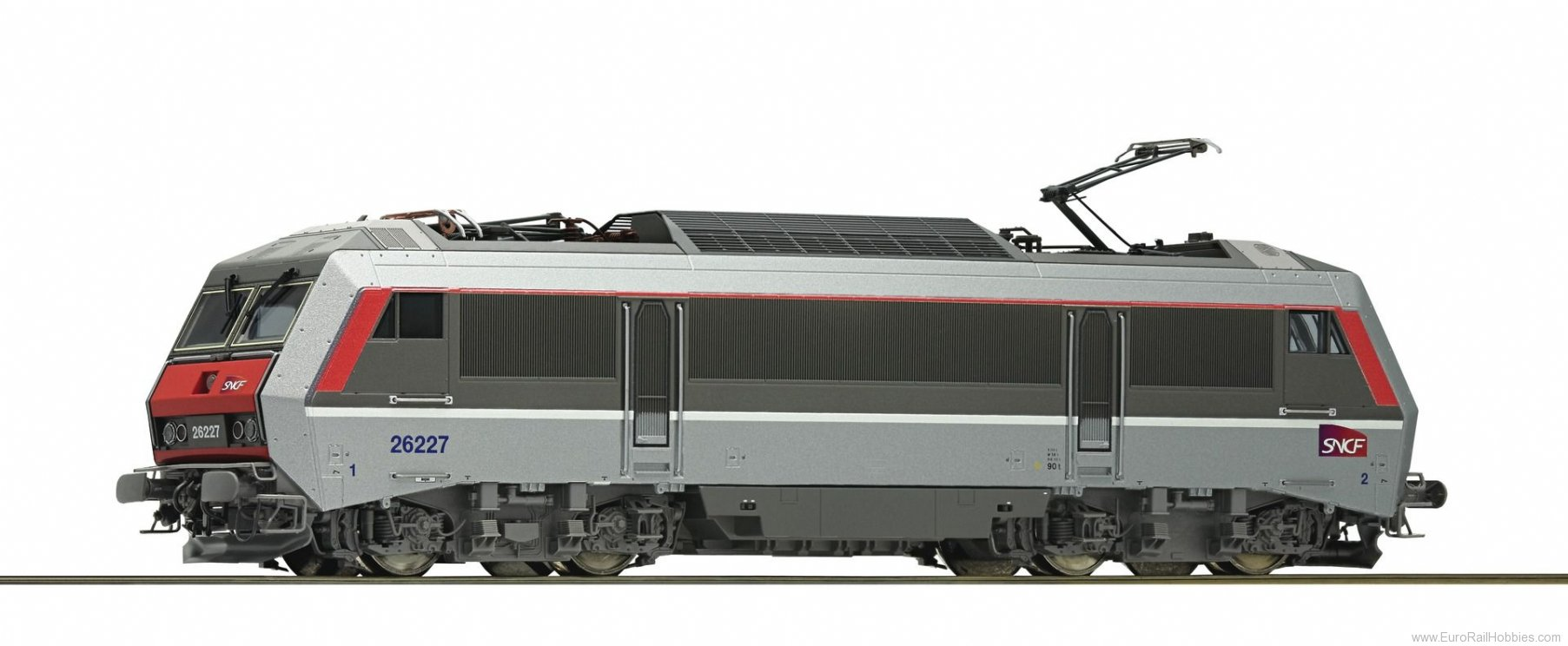 Roco 73860 SNCF BB 26000 Electric Locomotive (Digital So