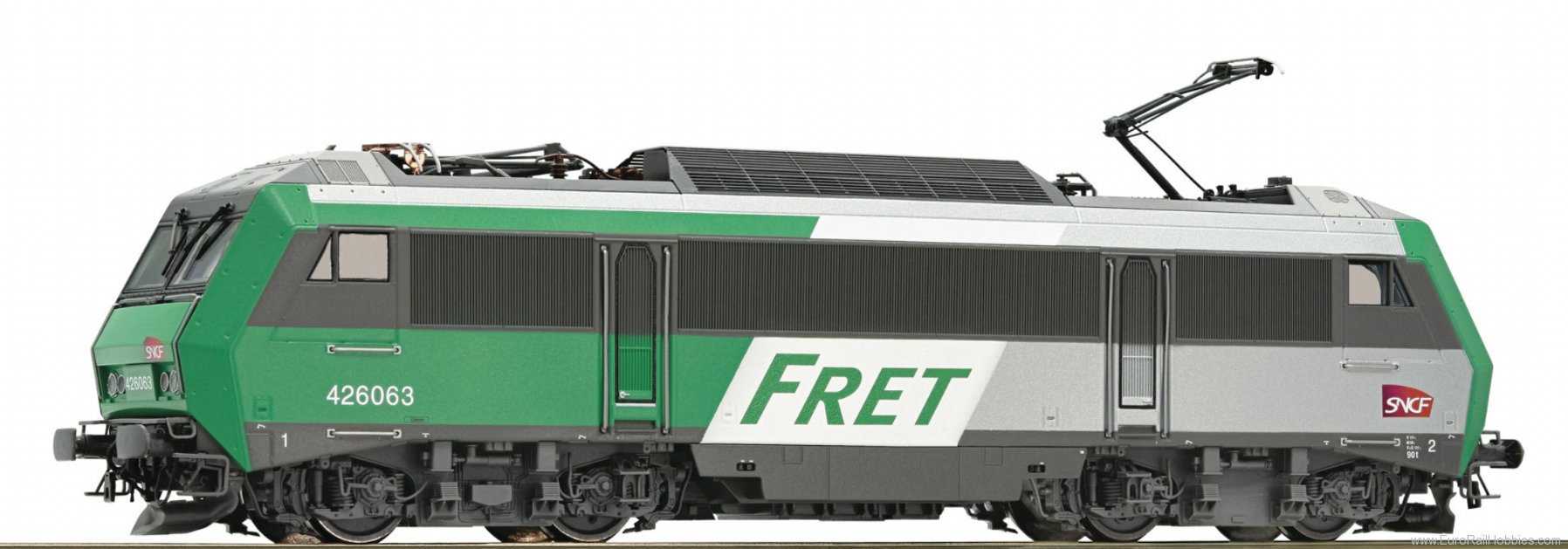 Roco 73861 Roco SNCF Electric locomotive BB26000 'FRET'