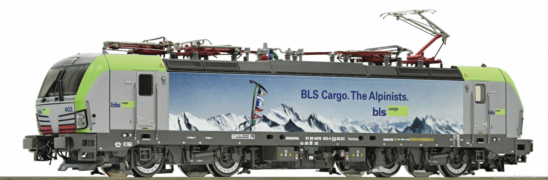 Roco 73920 Electric locomotive Re 475, BLS Cargo (Digita
