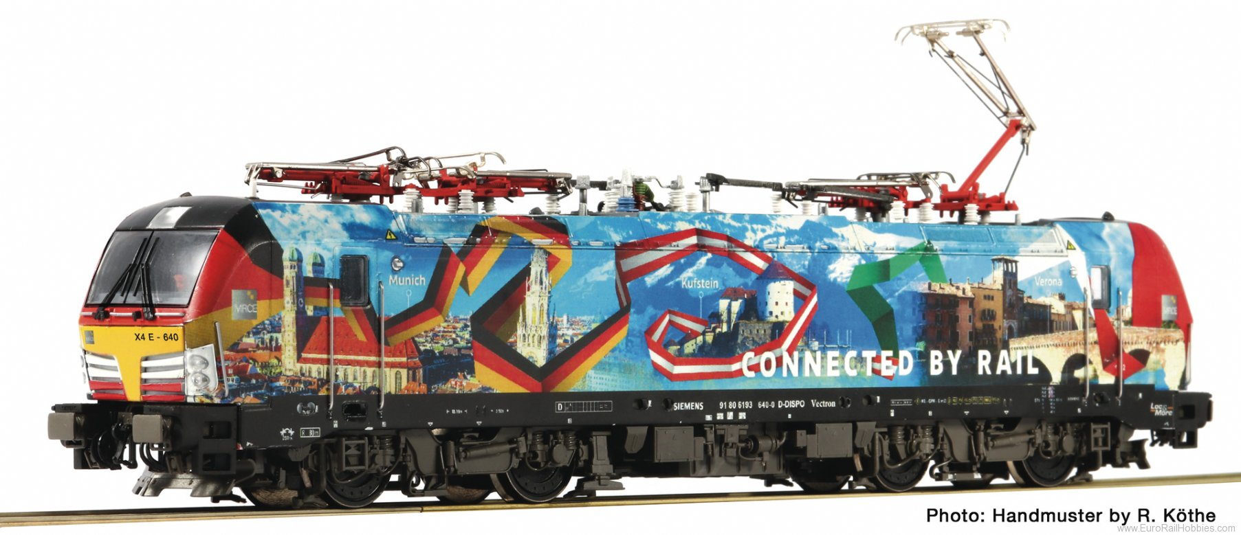 Roco 73978 Electric locomotive 193 640, MRCE