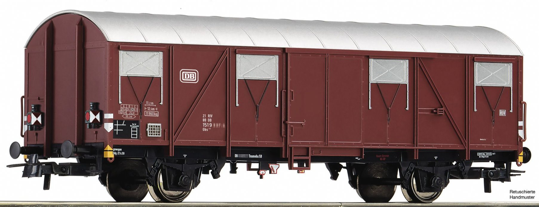 Roco 76610 Box goods wagon, DB