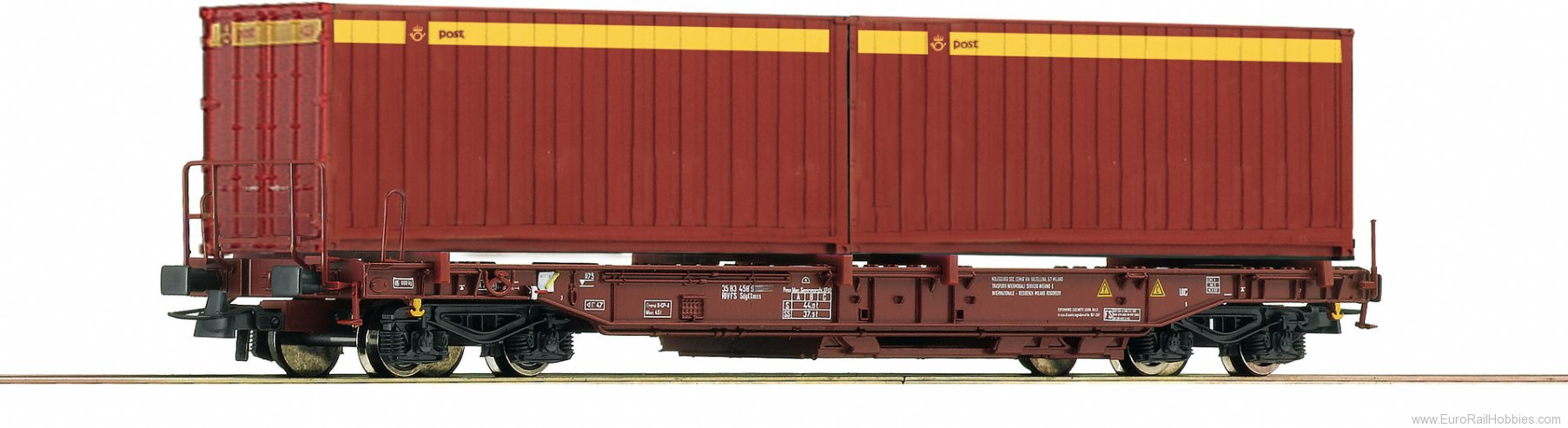 Roco 76753 Standard pocket wagon, SJ