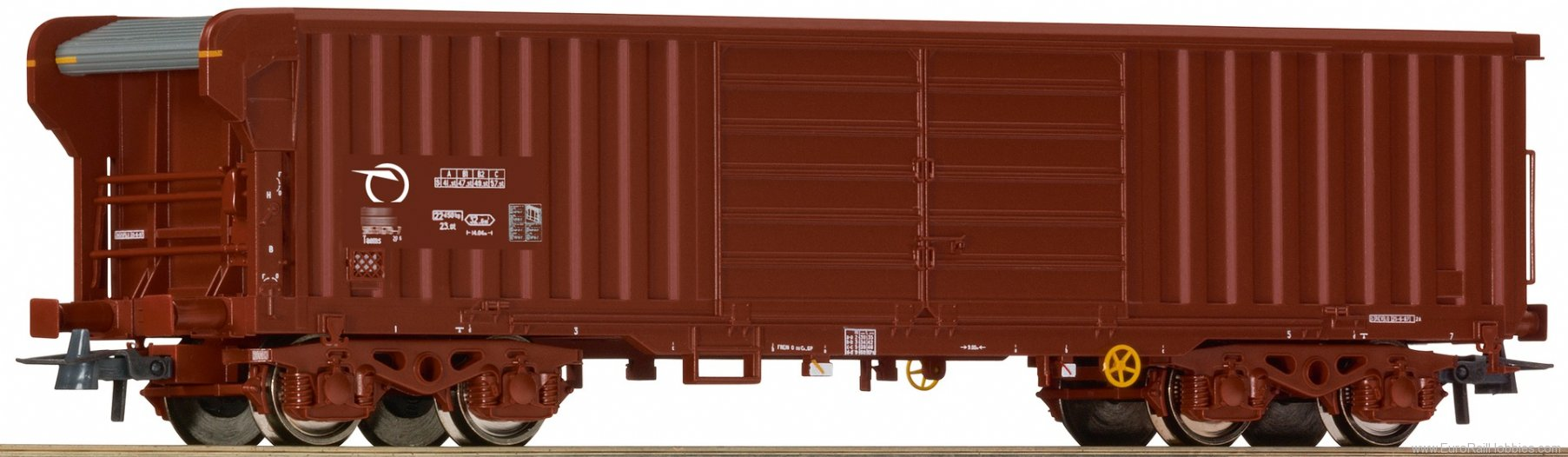 Roco 76945 Rolling roof wagon, ZSSK