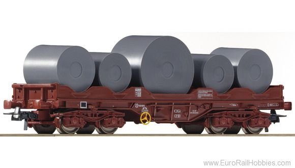 Roco 76993 Coil carrier wagon, RENFE