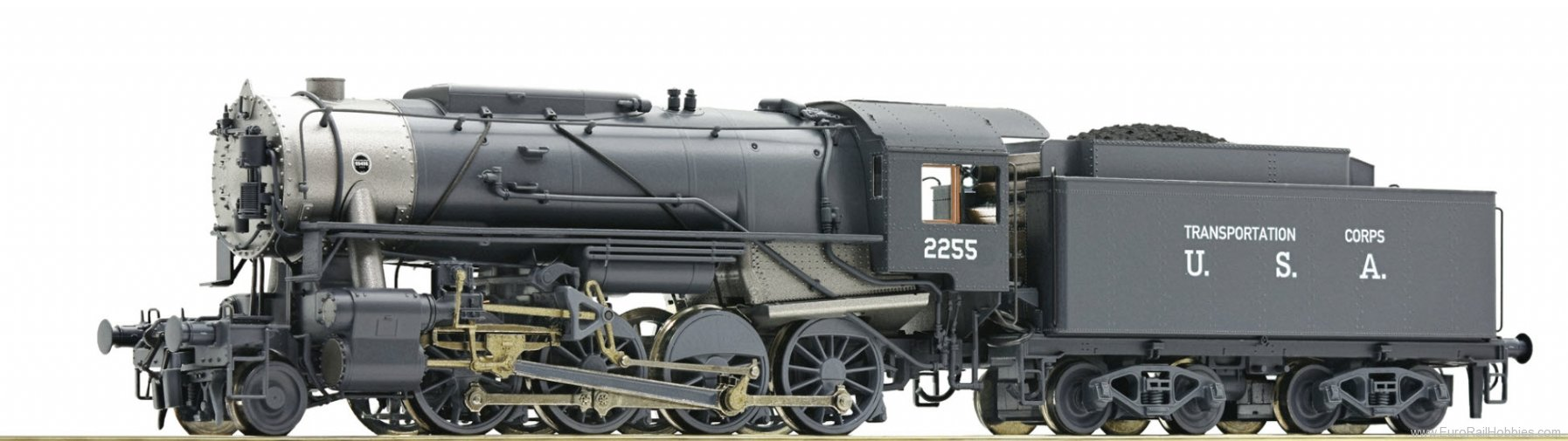 Roco 78151 Steam locomotive S 160, USTC (AC Digital Soun