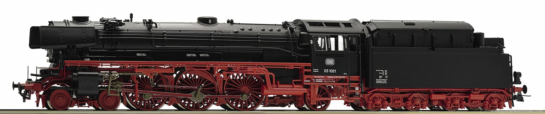Roco 78208 Steam locomotive series 03.10. of the German