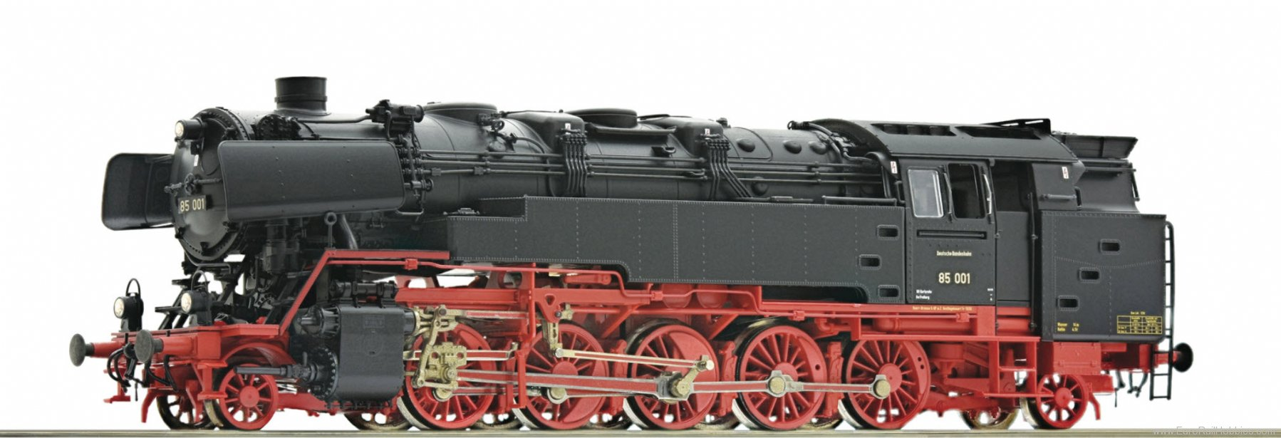 Roco 78263 DB 85 001 Steam locomotive (Marklin AC Digita