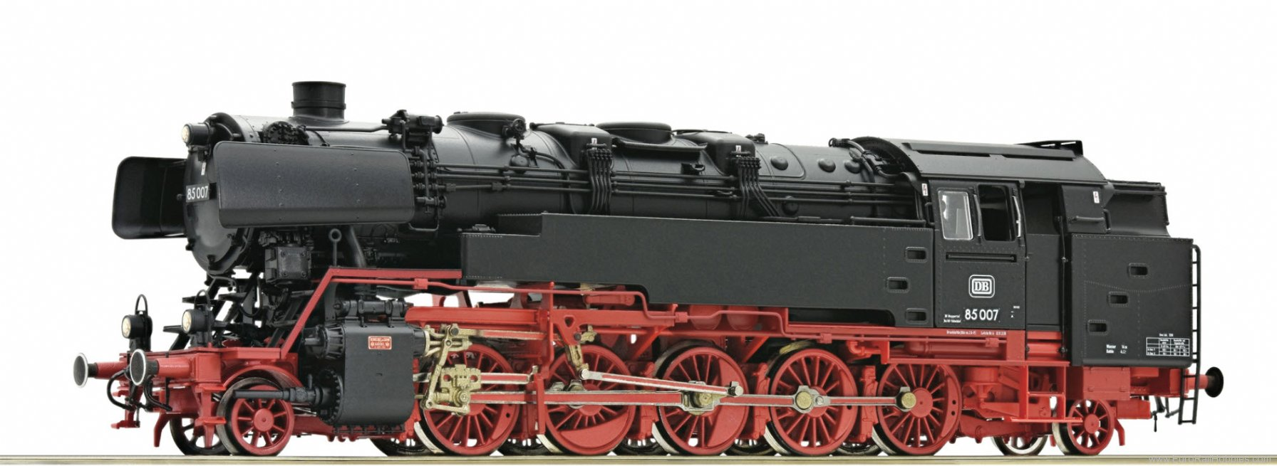 Roco 78271 Steam locomotive BR 85, DB (For Marklin AC) M
