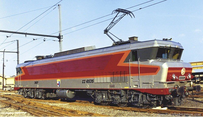 Roco 78616 SNCF CC 6500 Electric locomotive (AC Digital