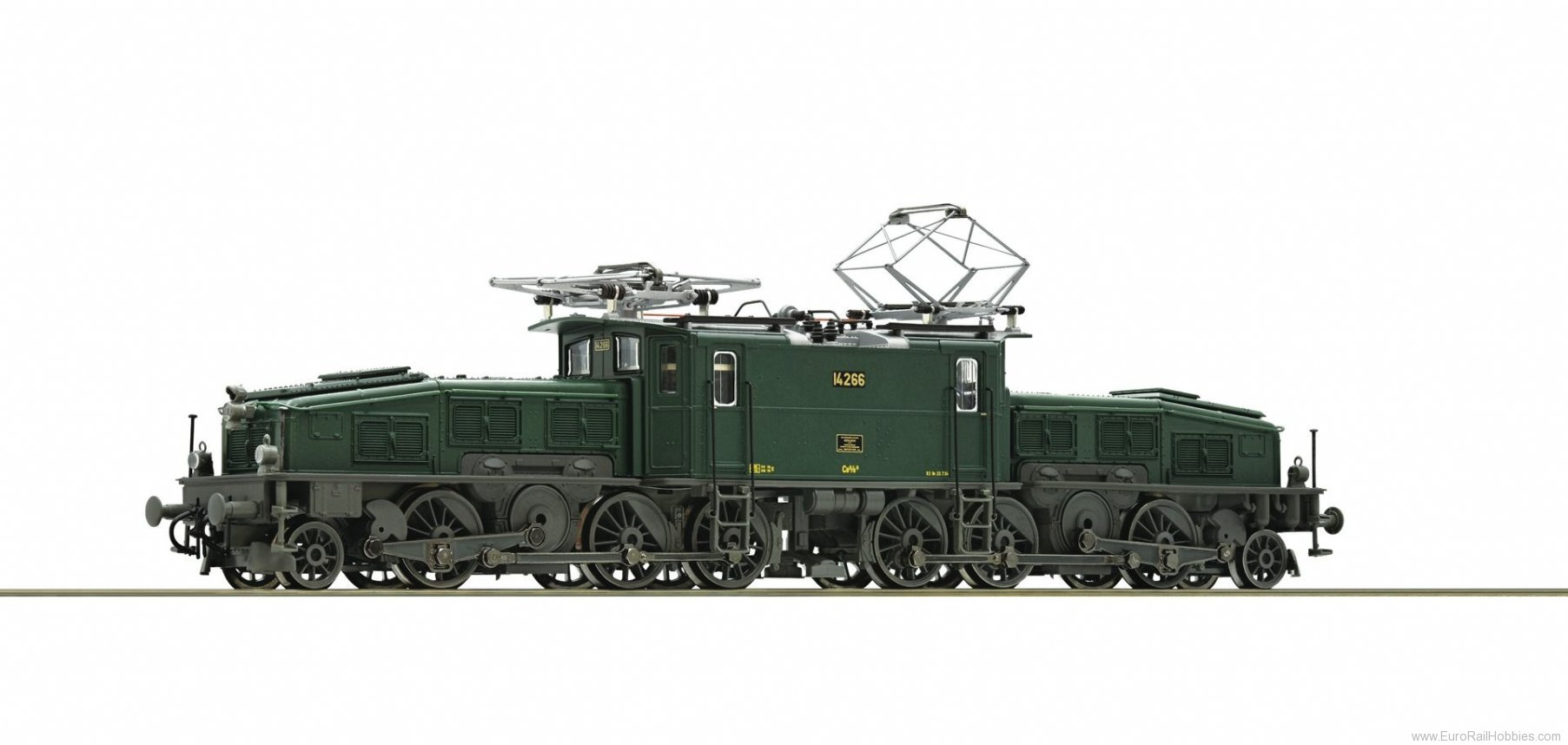 Roco 79249 SBB Be 6/8 II Electric Locomotive  Marklin AC
