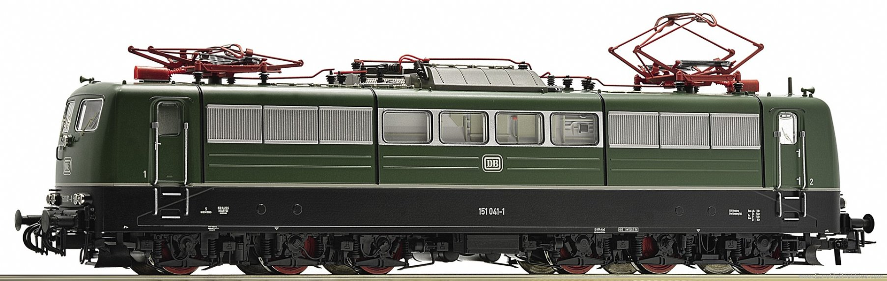 Roco 79401 Electric locomotive BR 151, DB AG (AC Digital