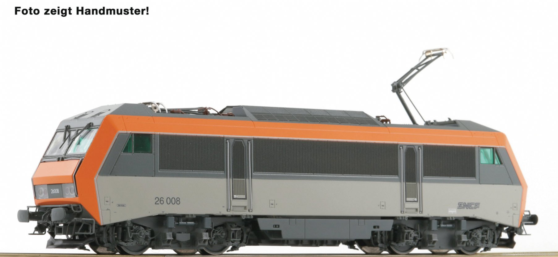 Roco 79856 Roco SNCF Electric locomotive BB26000 (New To