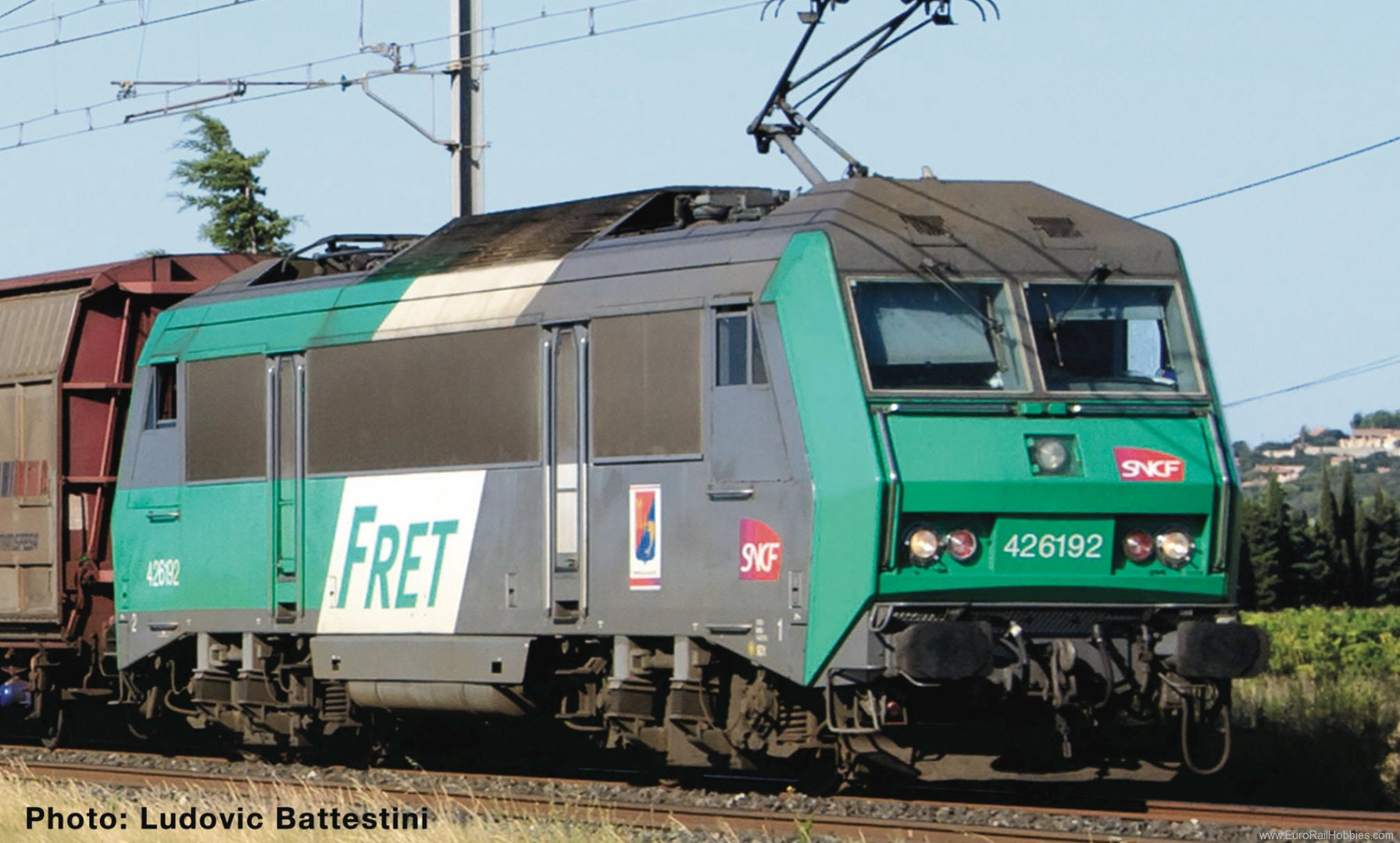 Roco 79862 Roco SNCF Electric locomotive BB26000 'FRET'