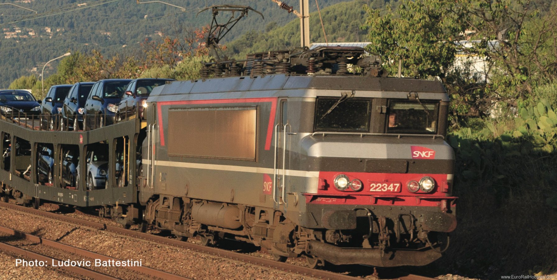 Roco 79882 Roco SNCF Electric locomotive BB22200 Multise