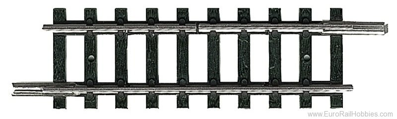 Minitrix 14982 STRAIGHT ISOLATING TRACK 10/PK