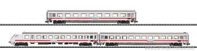 Minitrix 15081 IC 2206 Passenger Car Set