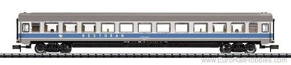 Minitrix 15096 MIMARA Express Train Dining Car