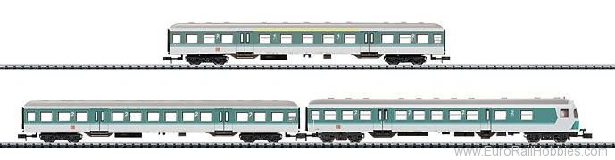Trix 15392 ''''Regional Express'''' Car Set (Exclusiv 1/