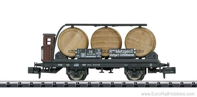 Minitrix 15562 DB Wine Transport Car