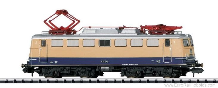 Minitrix 16102 DB cl E 10 Electric Locomotive, DCC w/Sound (
