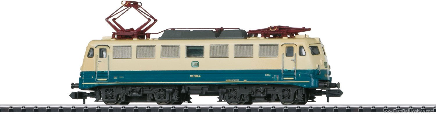 Minitrix 16103 DB Class 110 Electric Locomotive DCC w/Sound!