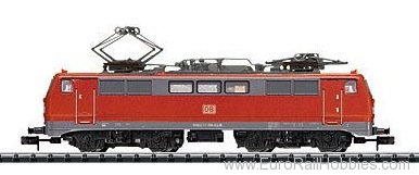 Minitrix 16111 DB AG class 111 Electric Locomotive (Exclusiv