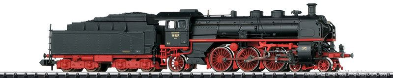 Minitrix 16181 DRG cl 18.5 Steam Locomotive  DCC w/Sound