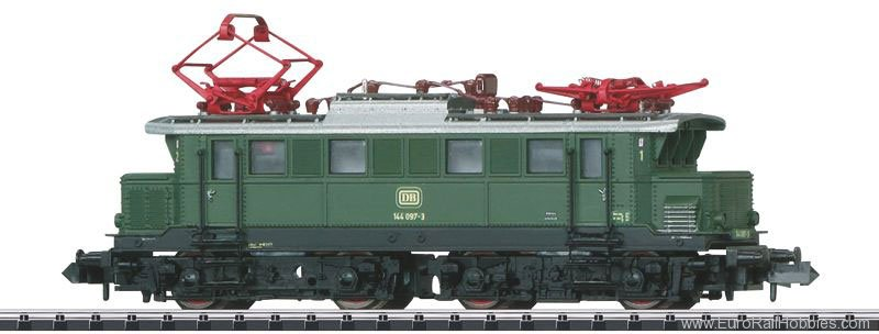 Trix 16662 DB Cl. 144 Electric Locomotive DCC w/Sound