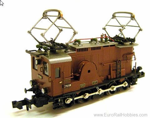 Trix 16672 DRG E70 08 Electric Locomotive ''Fine Art Edi