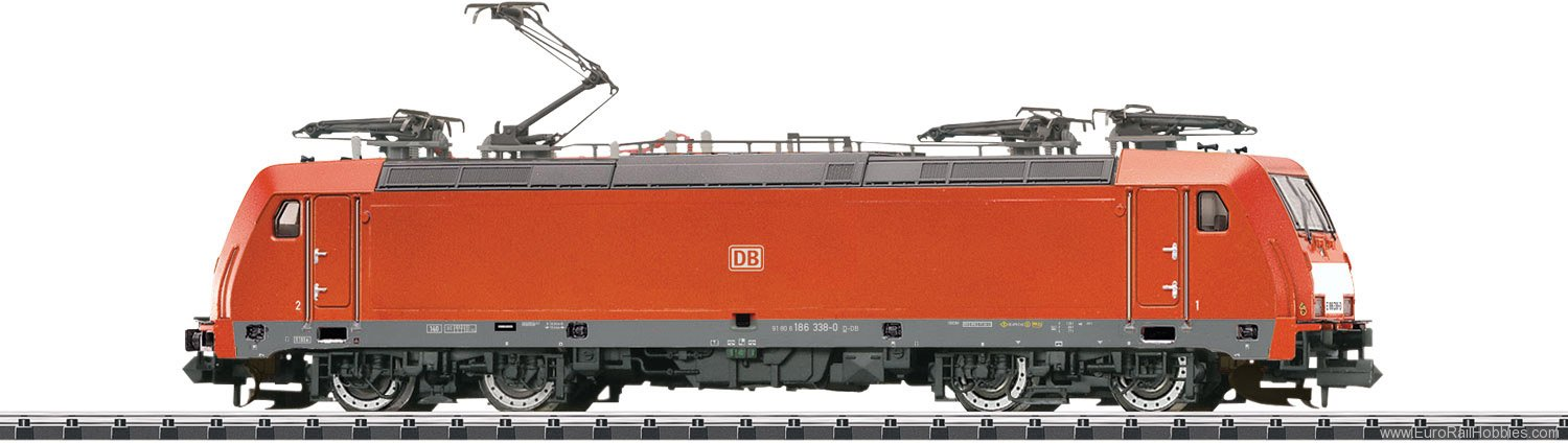 Minitrix 16873 Class 186 Electric Locomotive